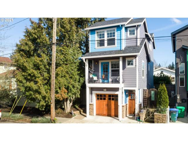 2126 SE 48TH Ave, Portland, OR 97215 (MLS #21256387) :: Premiere Property Group LLC