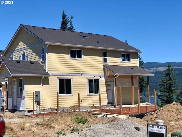 90 Shahala Dr, Cascade Locks, OR 97014 (MLS #21260168) :: Fox Real Estate Group