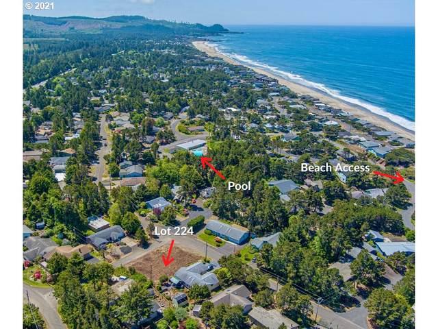 Escondido Ave #224, Lincoln City, OR 97367 (MLS #21319089) :: Beach Loop Realty