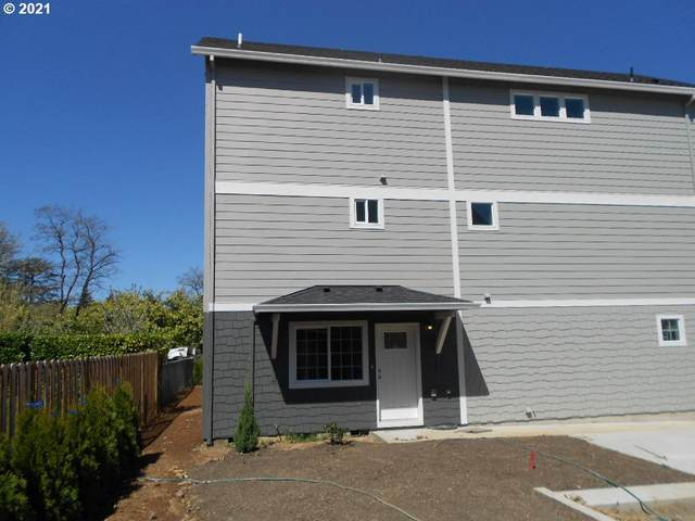 7949 SE Glencoe St #7, Milwaukie, OR 97222 (MLS #21353367) :: Next Home Realty Connection