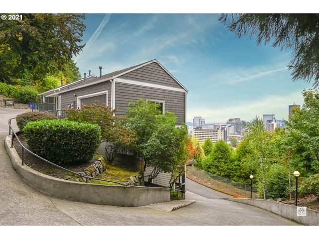 1922 SW Mill Street Ter, Portland, OR 97201 (MLS #21418931) :: Keller Williams Portland Central