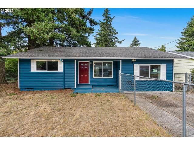 3735 SE 148TH Ave, Portland, OR 97236 (MLS #21420694) :: Premiere Property Group LLC