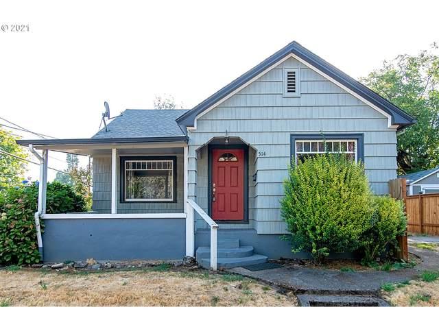514 N College St, Newberg, OR 97132 (MLS #21468073) :: Fox Real Estate Group
