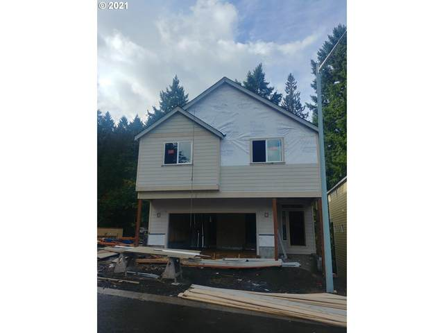 17646 SW Sunview Ln, Beaverton, OR 97007 (MLS #21474022) :: Real Estate by Wesley