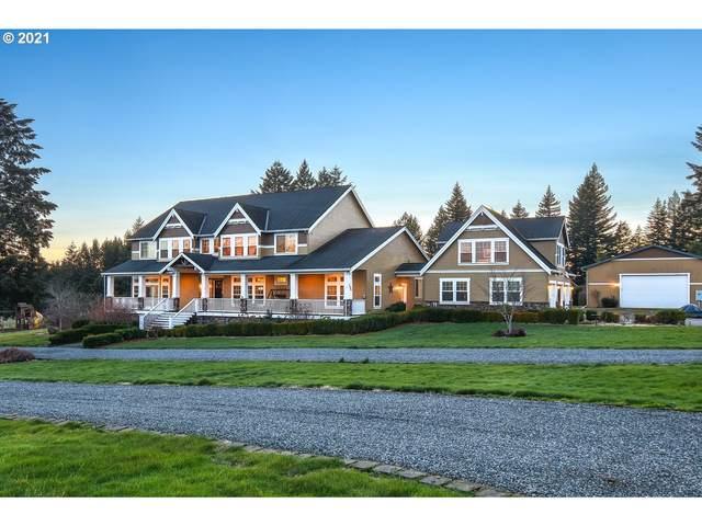 606 NE 312TH Ave, Washougal, WA 98671 (MLS #21485858) :: Premiere Property Group LLC
