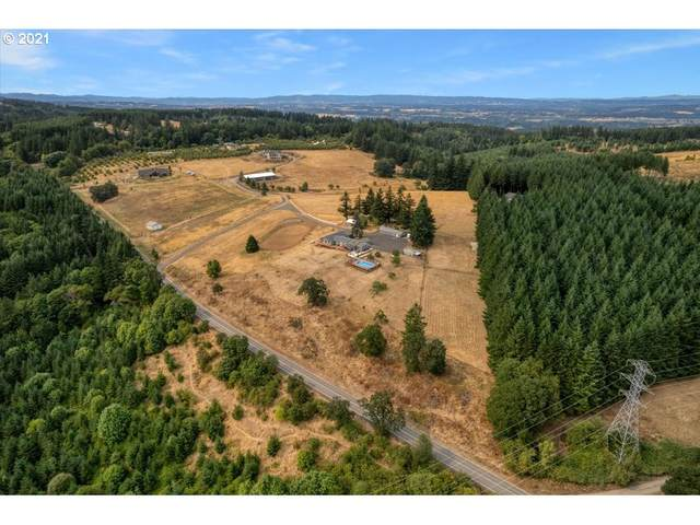 28055 NE Mountain Top Rd, Newberg, OR 97132 (MLS #21492255) :: The Pacific Group