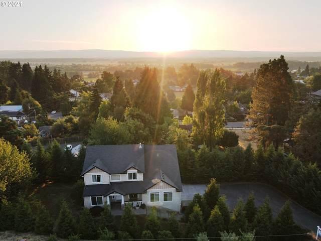 295 S Hillhurst Rd, Ridgefield, WA 98642 (MLS #21494754) :: Lux Properties