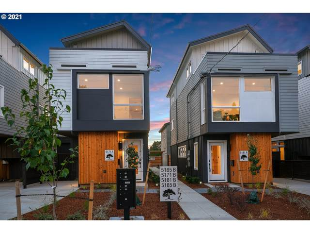 5171 N Michigan Ave A, Portland, OR 97217 (MLS #21504065) :: Holdhusen Real Estate Group