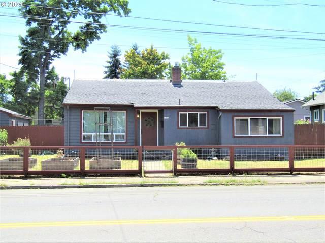 7004 SE Woodstock Blvd, Portland, OR 97206 (MLS #21561660) :: The Liu Group