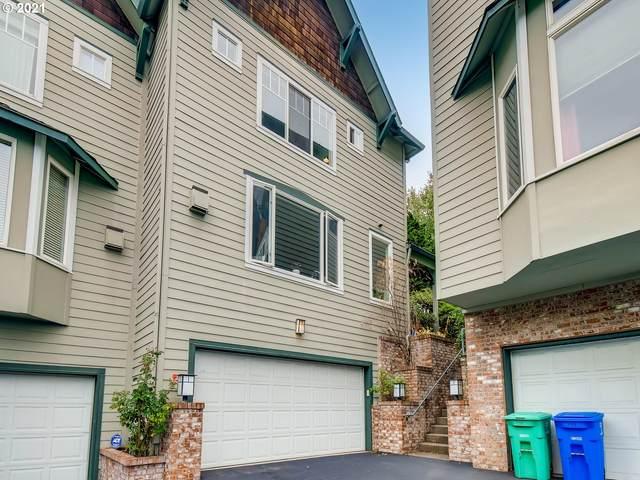 148 SW Hamilton St, Portland, OR 97239 (MLS #21616676) :: Holdhusen Real Estate Group