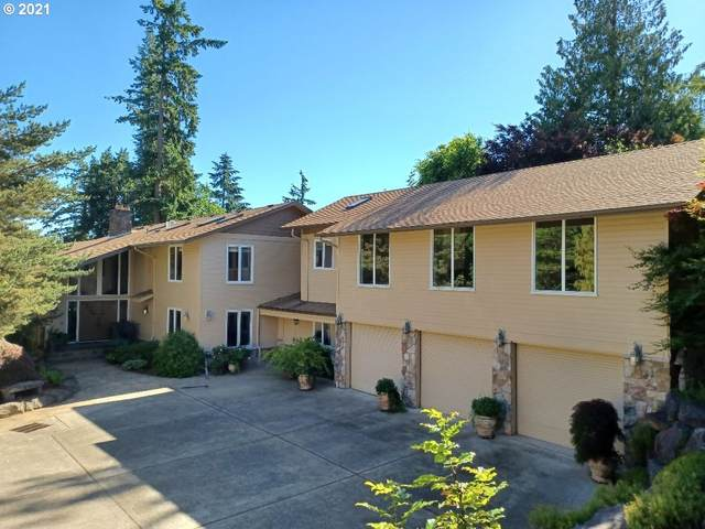 11400 NW Damascus St, Portland, OR 97229 (MLS #21646916) :: The Pacific Group
