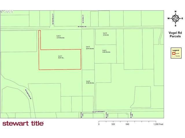 17444 SE Vogel Rd, Damascus, OR 97089 (MLS #21680242) :: Keller Williams Portland Central
