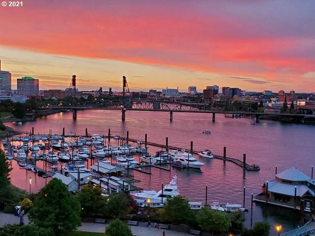 1730 S Harbor Way H605, Portland, OR 97201 (MLS #21688130) :: Tim Shannon Realty, Inc.