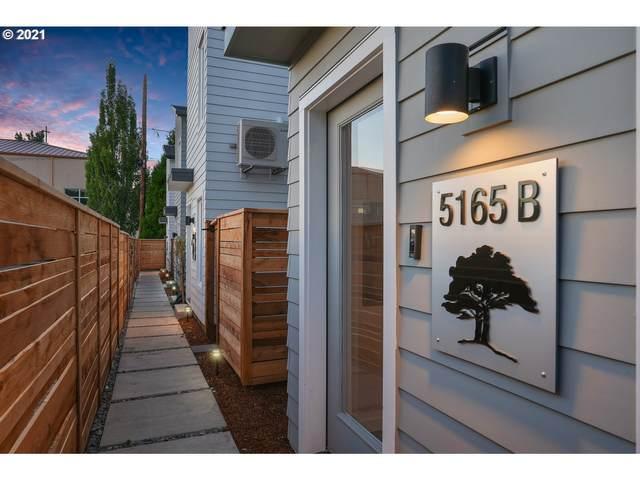 5165 N Michigan Ave B, Portland, OR 97217 (MLS #21688795) :: Change Realty