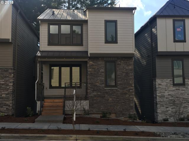 9048 SW Salmon Ter Lot 4, Portland, OR 97225 (MLS #17486129) :: Next Home Realty Connection