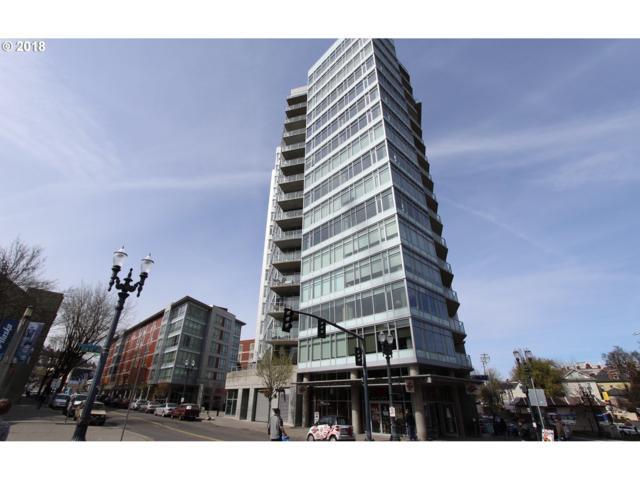 1926 W Burnside St #907, Portland, OR 97209 (MLS #18631136) :: McKillion Real Estate Group