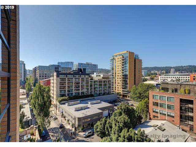 420 NW 11TH Ave #812, Portland, OR 97209 (MLS #19154695) :: McKillion Real Estate Group