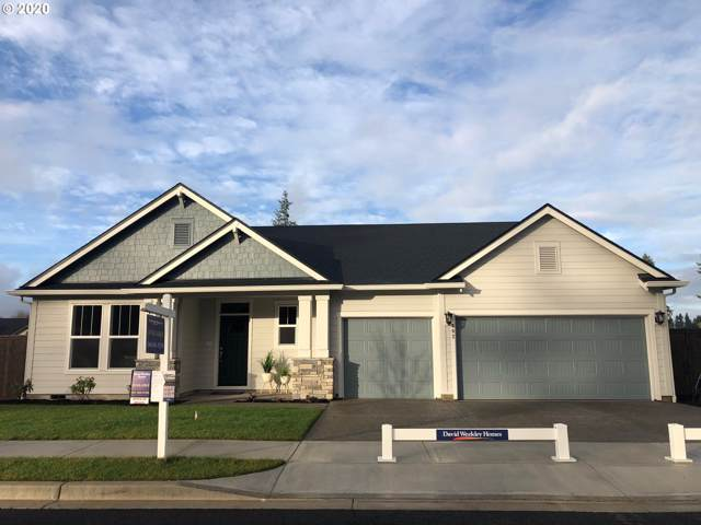 7602 NE 173RD Pl, Vancouver, WA 98682 (MLS #19284700) :: Next Home Realty Connection