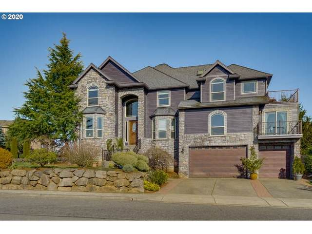 3576 NW Sierra Dr, Camas, WA 98607 (MLS #20047123) :: Duncan Real Estate Group