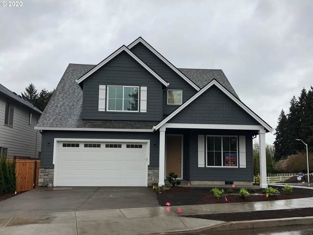 1568 NE 17th Ave Lot 4, Canby, OR 97013 (MLS #20084237) :: Townsend Jarvis Group Real Estate