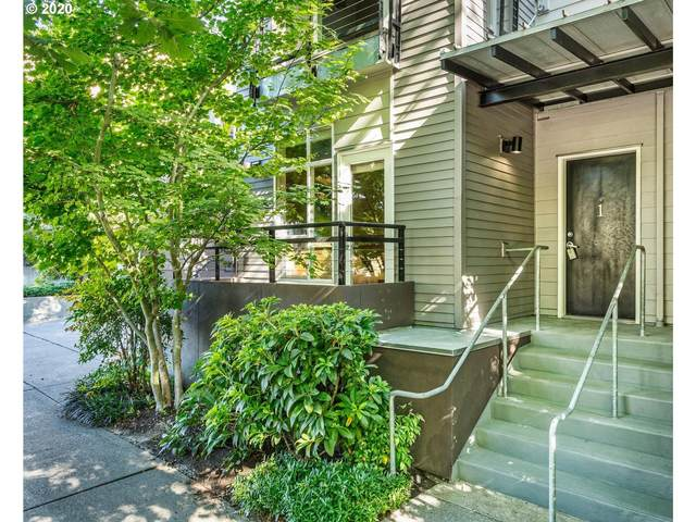 2327 NW Northrup St #1, Portland, OR 97210 (MLS #20101570) :: The Galand Haas Real Estate Team