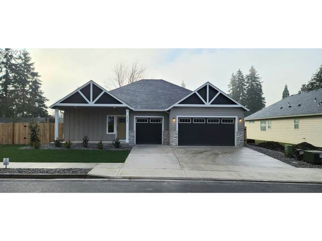 10303 NE 63RD Pl, Vancouver, WA 98662 (MLS #20186284) :: Song Real Estate