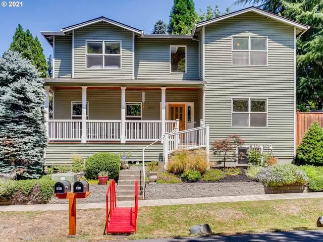 9543 SW Spring Crest Dr, Portland, OR 97225 (MLS #21050659) :: Beach Loop Realty