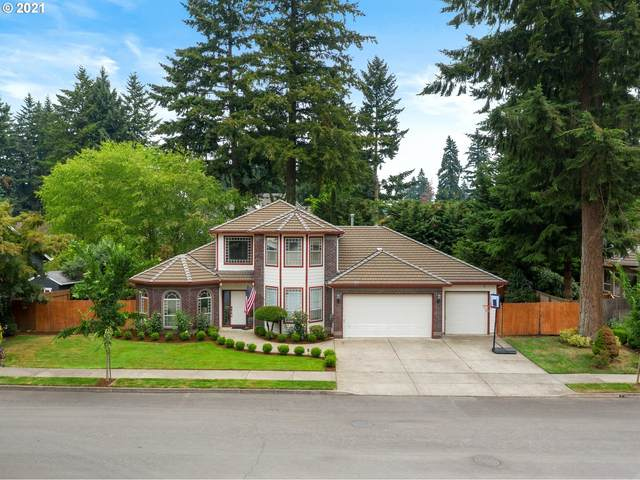 1301 NE 146TH Ave, Vancouver, WA 98684 (MLS #21114409) :: Real Estate by Wesley