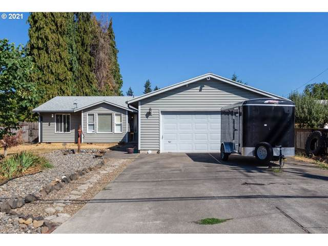 33837 SE Elm St, Scappoose, OR 97056 (MLS #21302583) :: Gustavo Group
