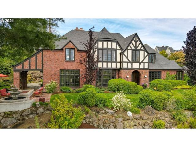 3885 NE Wistaria Dr, Portland, OR 97212 (MLS #21544471) :: Real Estate by Wesley