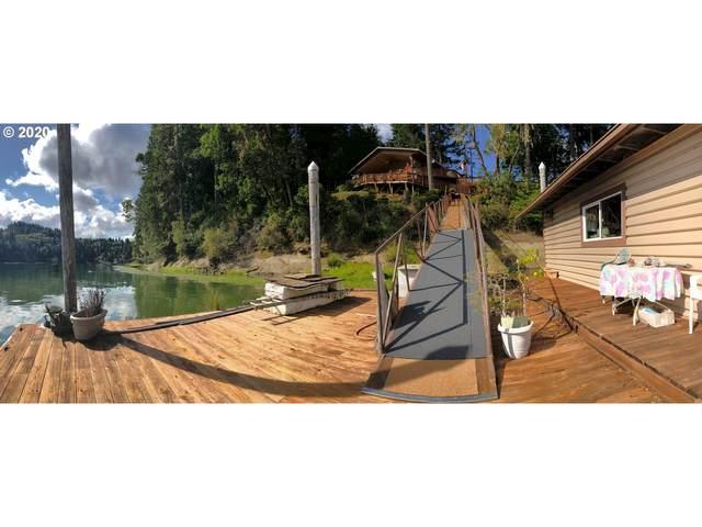 3131 S Ten Mile Lake Island, Lakeside, OR 97449 (MLS #20388362) :: Coho Realty
