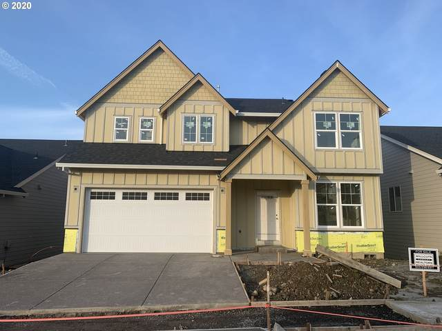 317 E Taylor Dr, Newberg, OR 97132 (MLS #20585155) :: Lux Properties