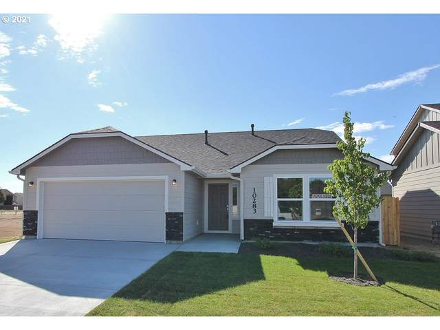 158 Rockcrest Dr, Lowell, OR 97452 (MLS #21550284) :: Real Estate by Wesley