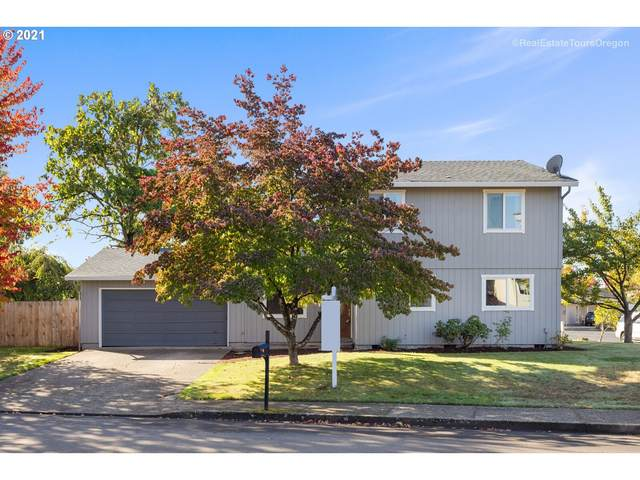 1740 SW Tamarack St, Mcminnville, OR 97128 (MLS #21694826) :: The Pacific Group