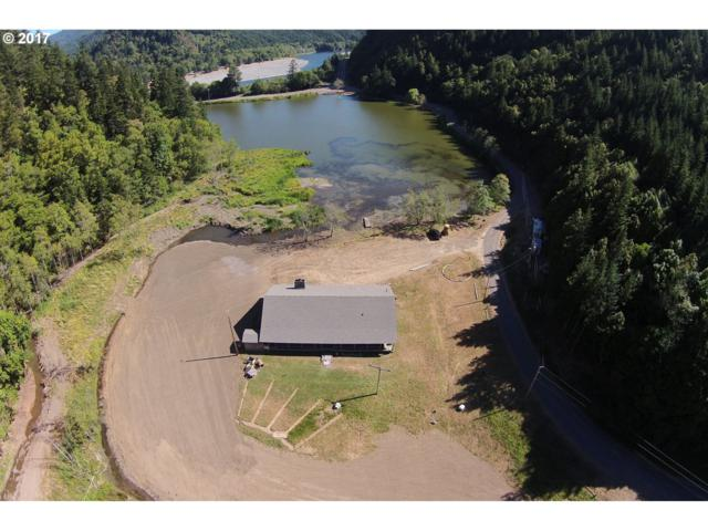 Libby Creek Rd, Gold Beach, OR 97444 (MLS #16319400) :: Fox Real Estate Group