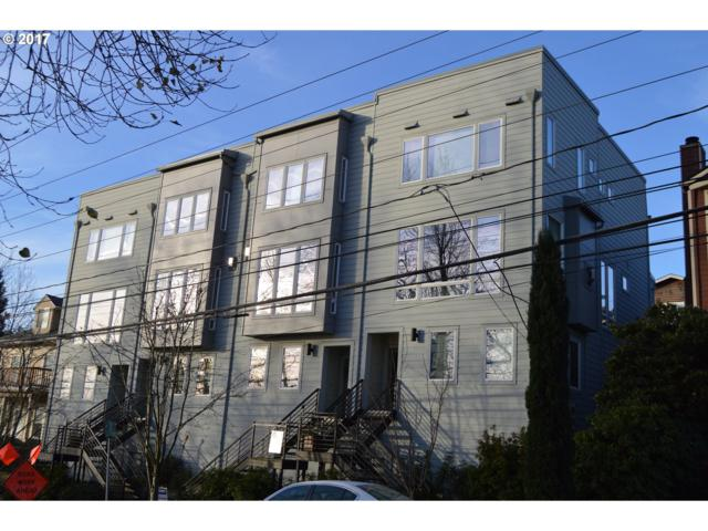 4635 SW Corbett Ave #2, Portland, OR 97239 (MLS #17552878) :: Next Home Realty Connection