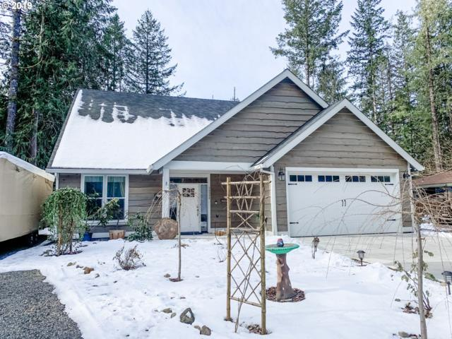 64984 E Lupine Dr, Rhododendron, OR 97049 (MLS #18469240) :: Townsend Jarvis Group Real Estate