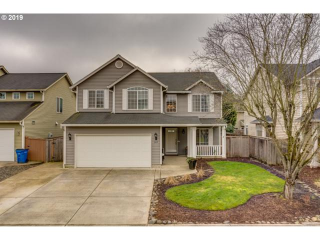 507 NW 148TH St, Vancouver, WA 98685 (MLS #19090987) :: McKillion Real Estate Group
