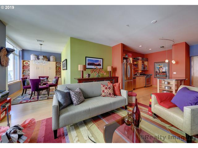 1255 NW 9TH Ave #907, Portland, OR 97209 (MLS #19428969) :: TK Real Estate Group