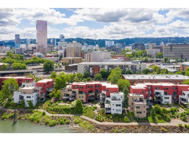 710 NW Naito Pkwy C 11, Portland, OR 97209 (MLS #20116773) :: TK Real Estate Group
