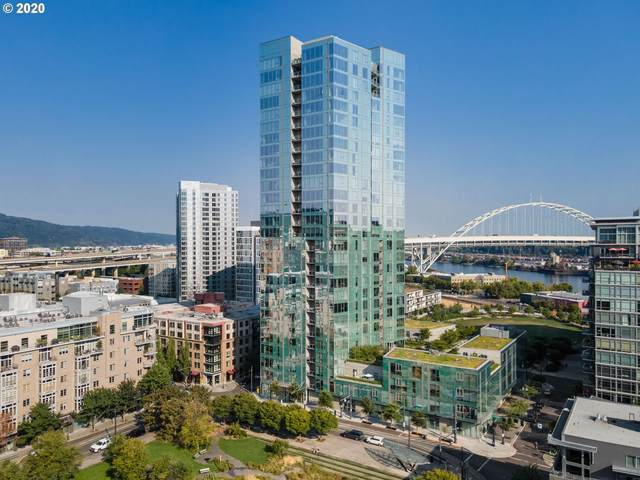 1075 NW Northrup St #401, Portland, OR 97209 (MLS #20508137) :: Premiere Property Group LLC