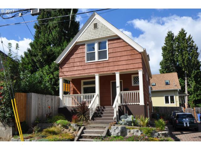 417 SE 20TH Ave, Portland, OR 97214 (MLS #17481197) :: Hatch Homes Group