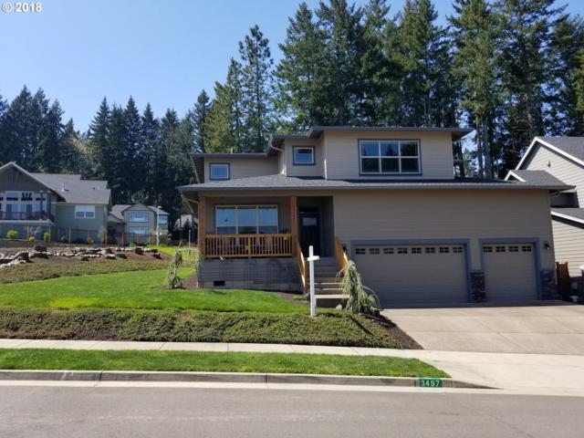 3497 Vista Heights Ln, Eugene, OR 97405 (MLS #18319813) :: The Dale Chumbley Group