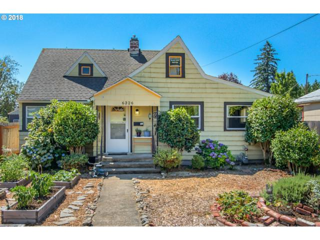 6326 SE Flavel St, Portland, OR 97206 (MLS #18406075) :: Next Home Realty Connection