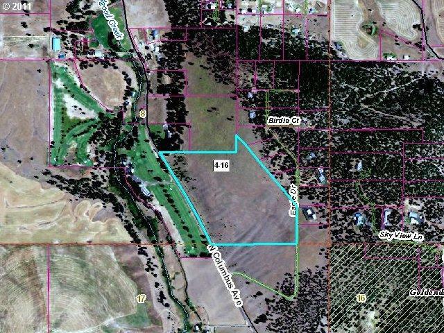N Columbus, Goldendale, WA 98620 (MLS #11434715) :: McKillion Real Estate Group