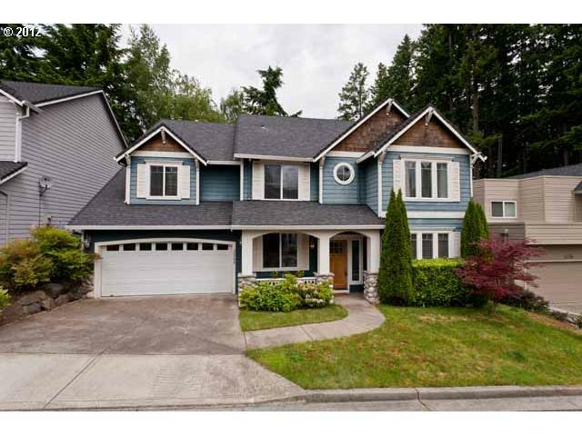 12745 SW Bugle Ct, Tigard, OR 97224 (MLS #12133418) :: Portland Real Estate Group