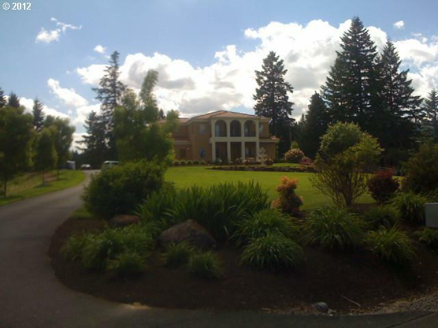 18455 S Cadle Creek Ln, Oregon City, OR 97045 (MLS #12378231) :: Realty Edge