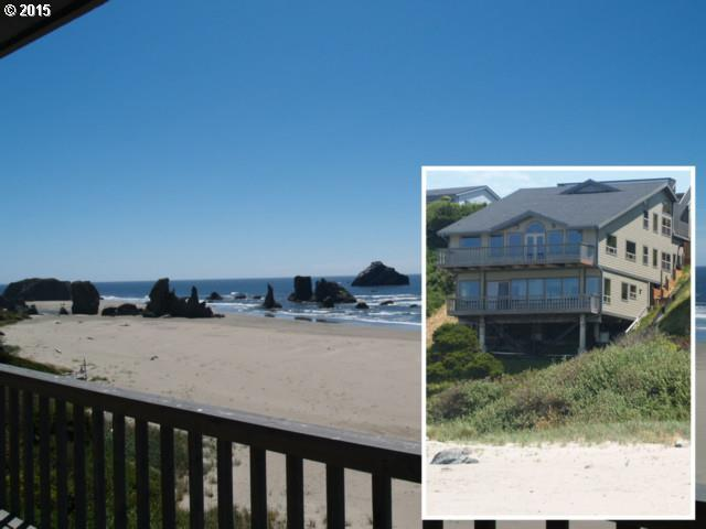1530 Beach Loop Rd, Bandon, OR 97411 (MLS #15172232) :: Portland Lifestyle Team