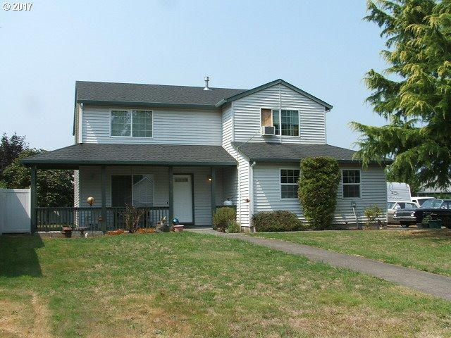 34384 Heron Meadows Dr, Scappoose, OR 97056 (MLS #17023408) :: Next Home Realty Connection