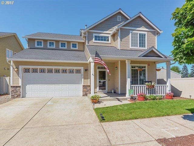 11614 NE 104TH St, Vancouver, WA 98662 (MLS #17039472) :: Fox Real Estate Group